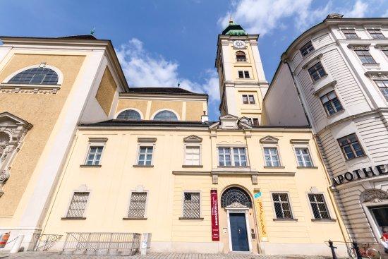 Benediktushaus Guest House: Außenansicht