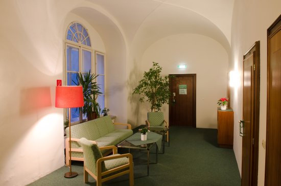 Benediktushaus Guest House: Lobby