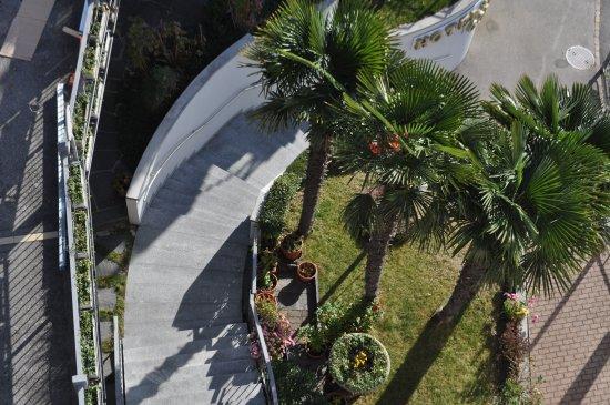 Hotel Colibri: Entrance
