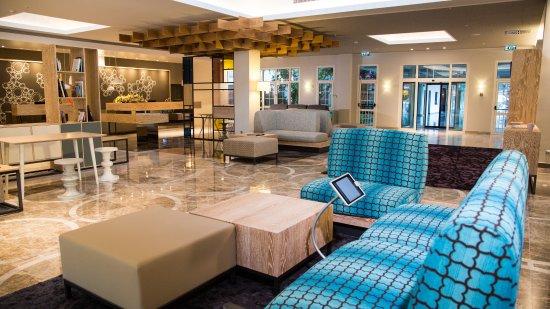 TUI BLUE Sarigerme Park: Welcome Lounge Interior