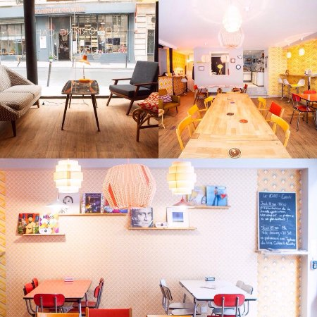 le 10h10 coworking cafe paris omd men om restauranger tripadvisor. Black Bedroom Furniture Sets. Home Design Ideas