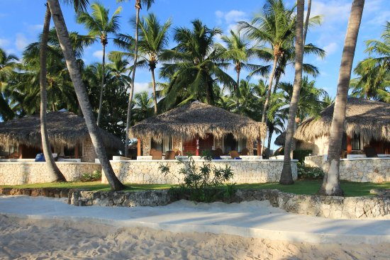 Viva Wyndham Dominicus Beach An All Inclusive Resort Ocean Front Bungalow