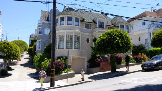 mrs doubtfire house pacific heights san francisco may. Black Bedroom Furniture Sets. Home Design Ideas