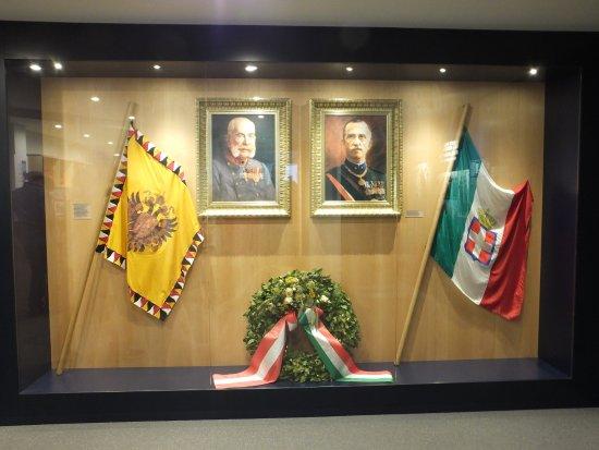 Museo Marmolada Grande Guerra 3000 m