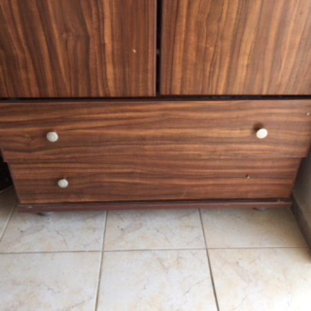 Plessas Palace Hotel: drawers you couldn't open