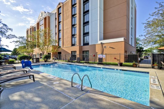 Hyatt Place Indianapolis/Keystone: Pool