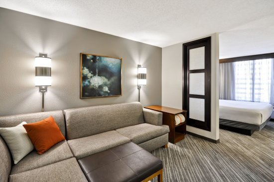 Hyatt Place Indianapolis/Keystone: Guest Room