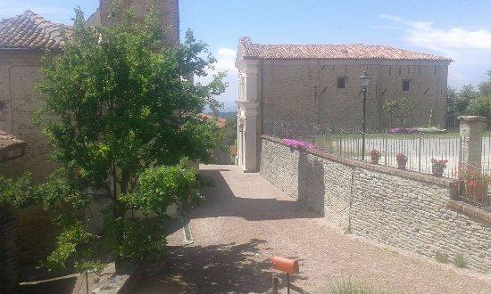 Cissone, Italien: il borgo