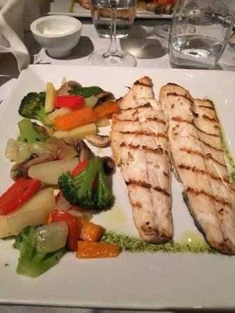 Pesce Alla Griglia Picture Of O Faia Lisbon Tripadvisor