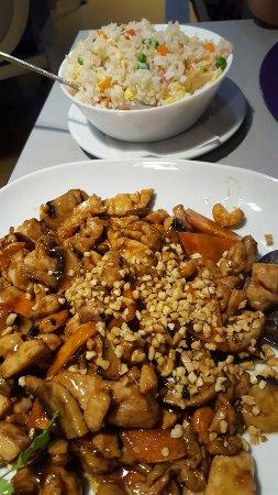 restaurante la gran muralla en valencia con cocina china