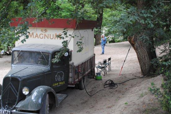 Food Truck Rhone