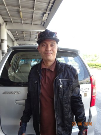 Duangtawan Hotel Chiang Mai: Friendly Mr Sup, always at your service