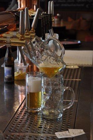 Watzke Brauereiausschank am Ring: пиво