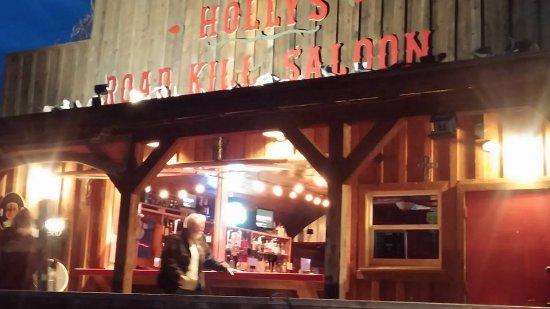 """Holly's Road Kill Saloon: """"SALOON"""""""