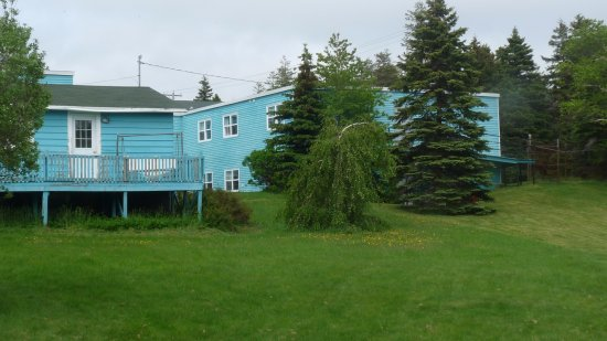 Mount Pearl, Canada: Back of motel