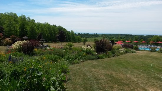 Grafton, Canada: Grounds at St. Anne's
