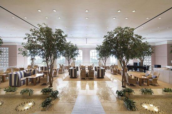 The Shilla Jeju: Lobby