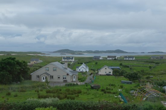 Bunbeg, Irlandia: A room with a lovely view