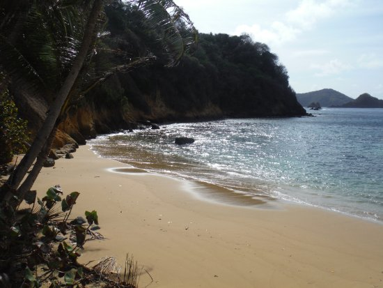 Speyside, Tobago: Peaceful!