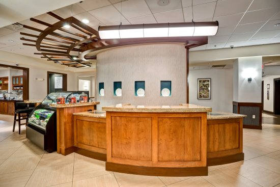 Hyatt Place Richmond/Innsbrook: Front Desk