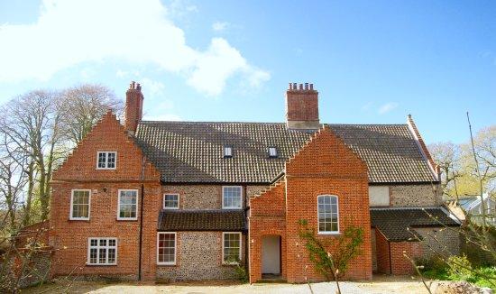 Norfolk, UK: North facade