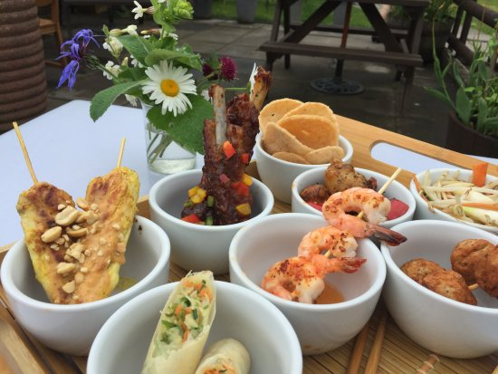 Broseley, UK: Thai Tapas Summer Early Bird