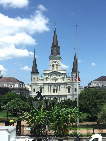 Cattedrale di St. Louis: St. Louis Cathedral