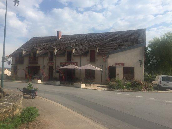 Auberge de St Aubin