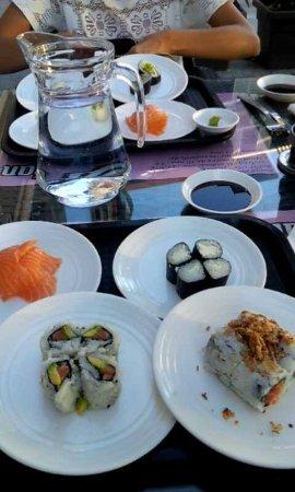 Jap'Asian : sushis a volonté