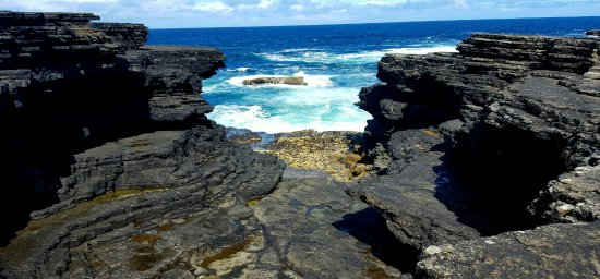 The Pollock Holes - Picture of The Pollock Holes, Kilkee - Tripadvisor