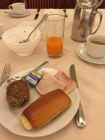 Hotel Stefanie: Lecke Frühstück