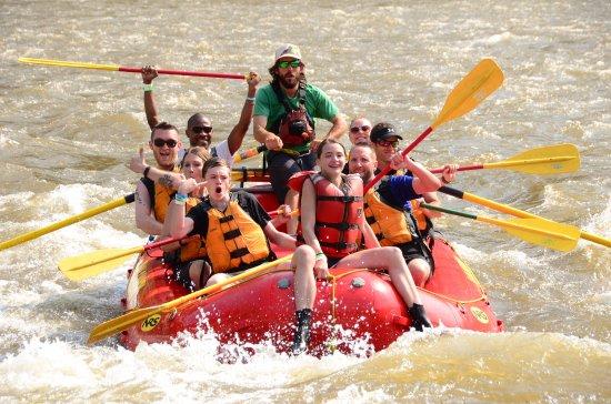 Glenwood Springs, CO : Colorado Adventure Center - Rafting