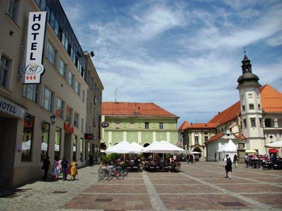 Photo of Hotel Orel Maribor