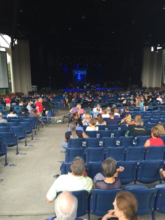 Walnut Creek Amphitheatre Photo