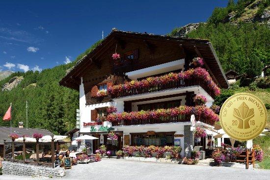 Les Hauderes, Swiss: PRIX BIENVENU 2016 Hôtel Les Mélèzes
