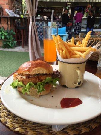 The Africa Cafe: photo1.jpg