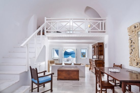 Canaves Oia Hotel: Grand Suite Hotel