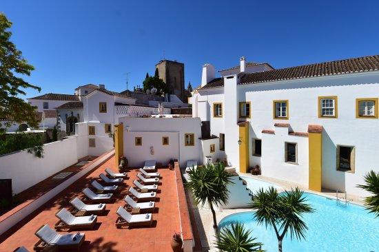 Pousada Convento de Evora: Piscina / Swimming pool