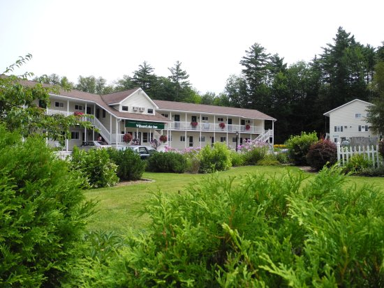 Wilton, ME : Your home away from home.