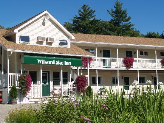 Wilton, ME: Ext .Wilson Lake Inn