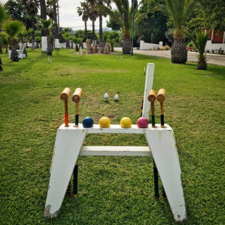 Indian Springs Resort and Spa: Croquet