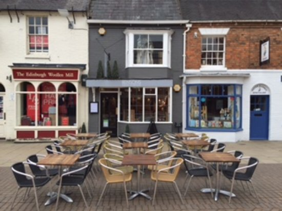 Photo of Cafe Bensons at 40 Henley Street, Stratford-upon-Avon CV37 6QW, United Kingdom
