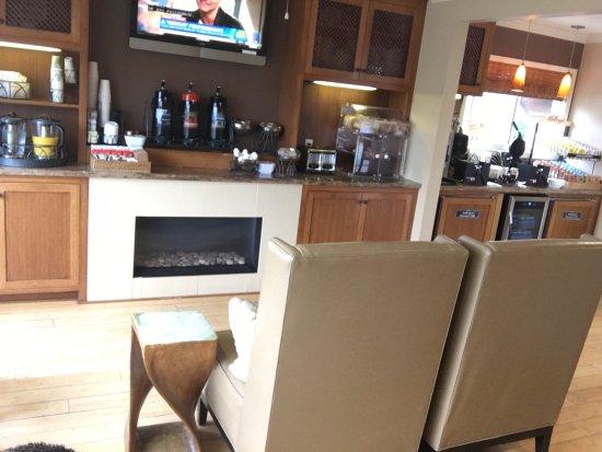 Seaway Inn: Frukost