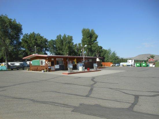 Mesa Campground : Main Office