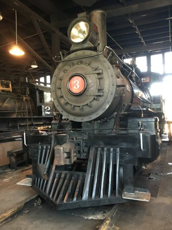 Jamestown, Californien: #3 Engine, used in Back to Future 3, Little House, and many other shows and movies