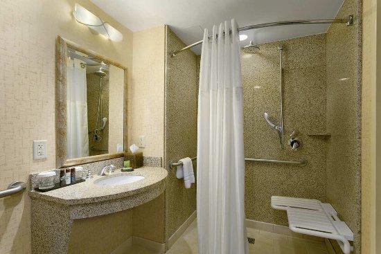 Murfreesboro, Теннесси: Accessible Shower