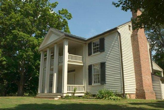 Murfreesboro, Теннесси: Sam Davis Home & Museum
