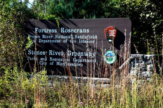 Murfreesboro, Теннесси: Fortress Rosecrans