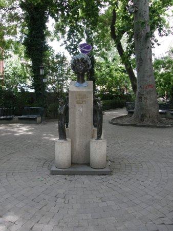 Monument to Sofiko Chiaureli