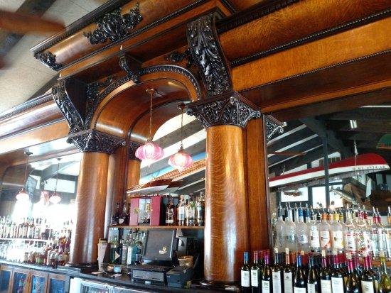 The Boathouse Minocqua Wi Back Bar